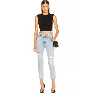 Rag & Bone Madison High Rise Ankle Skinny Jeans